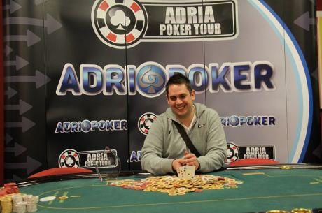Marko Martinković Osvojio Adria Poker Tour Main Event za Nagradu od €19k
