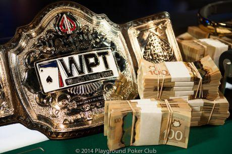 2014 WPT Montreal - šampionem je Jonathan Jaffe