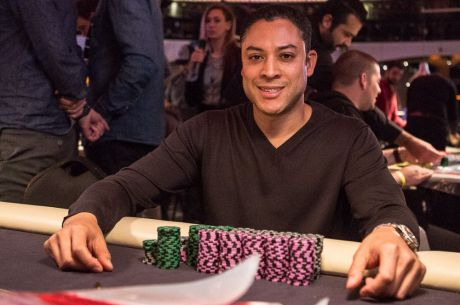 2014 Master Classics of Poker Main Event Day 2: In the Money with Tjauw Foe in Front