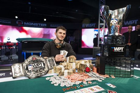 Jonathan Jaffe Wins partypoker.net WPT Montreal at Playground Poker Club for $463,432