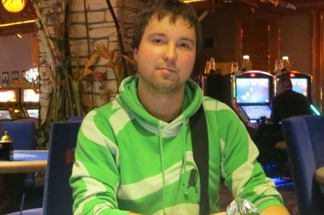 """Trečiajame """"Vilnius Open Championship"""" turnyre pergalę šventė Jurgis Beinoras"""