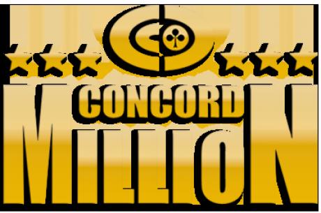 Deň 1 Concord Million v bratislavskom CCC zajtra o 17:00
