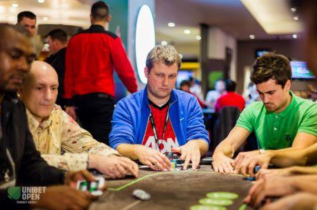"""""""Unibet Open"""" Londone: 2-ąją žaidimo dieną pasiekė keturi lietuviai"""
