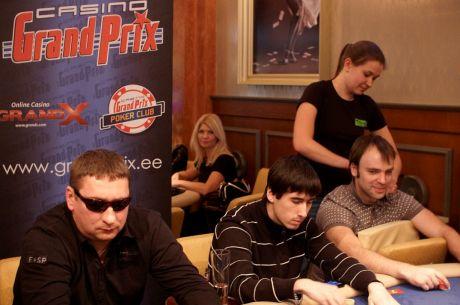 Massöör: pokkerimängijaid ohustavad istuvast eluviisist tingitud vaevused