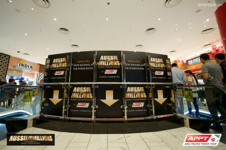 $100K Challenge Aussie Millions 2014 - Episódio 2