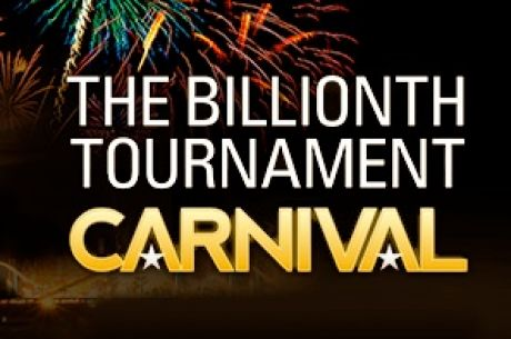 Nezapomeňte na turnaj s číslem jedna miliarda!