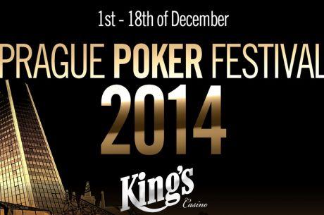 Pražský Pokerový Festival 2014 zahájí WPT National Prague
