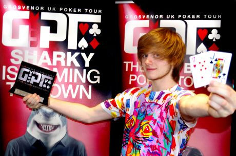 Charlie Carrel Becomes the 2014 GUKPT Grand Final Champion