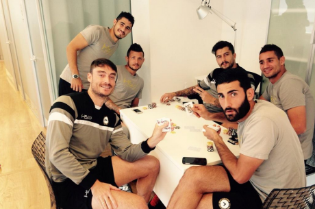 Italian Serie A Team Udinese Sacks Football Player Over Poker Tournament