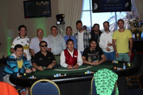 Patricio Rojas campeón del Desafío Marina del Sol