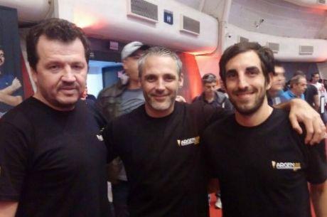 """Damián """"pampa27"""" Salas anunció su fichaje con la sala ArgenLive"""