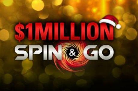 Spin & Go erikampaania annab võimaluse võita mõne minutiga kuni miljon dollarit