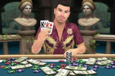 Нови $10,000 гарантирани турнири с вход от $6 до $30  от 5...