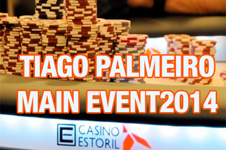 Tiago Palmeiro Vence Main Event Casino Estoril 2014