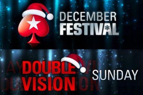 """PokerStars """"Gruodžio festivalis"""" - žaidėjams skirta 15 milijonų dolerių!"""