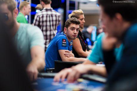"""Vicente Delgado: """"Cada día aprendo algo del poker y de la vida"""""""