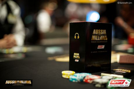 $250K Challenge Aussie Millions 2014 - Episódio 1