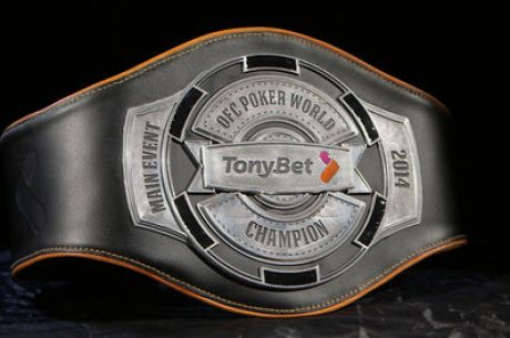 High Rollers Set Eyes on Tonybet OFC World Championship Bracelets