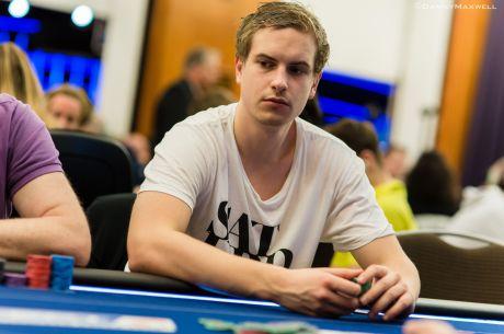 Golden Cash Game za účasti Viktora Bloma - deň 1.