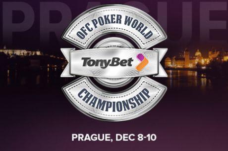Praha privíta 8.-10.12. prvý Open Face Chinese World Championship