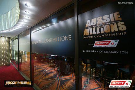 $250K Challenge Aussie Millions 2014 - Episódio 2