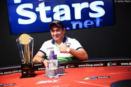 Wilson Calixto Wins Brazilian Series of Poker Millions for $420,000
