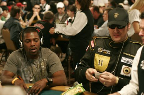 Throwback Thursday: Mekhi Phifer Plays His First Live Tournament