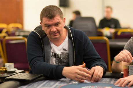 2014 partypoker WPT National Prague Main Event Day 1a: Alexander Lakhov Leads