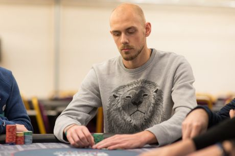 Stephen Chidwick Flying High On Day 1a of WPT National Prague