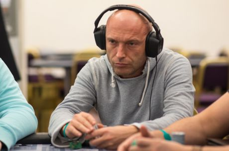 2014 partypoker WPT National Prague Main Event Day 1b: Nikolay Tsanev Leads