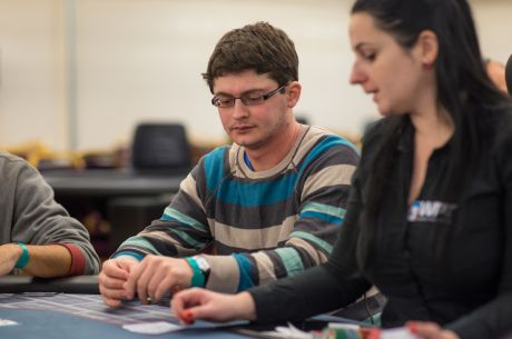 David Vamplew Leads British Charge on Day 1b of WPT National Prague