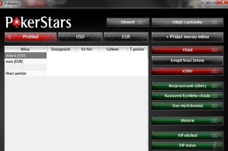 Nové podmínky PokerStars ovlivní hráče z Velké Británie, Belgie, Bulharska, Dánska a...