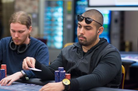 2014 partypoker WPT National Prague Main Event Day 2: Naydenov Leads Final 19