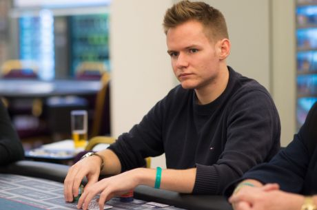 Alex Goulder Reaches Final 19 of the 2014 WPT National Prague