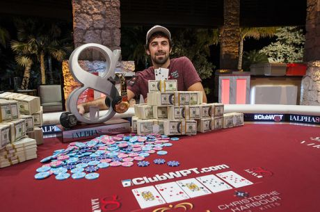 Jason Mercier Vence World Poker Tour Alpha8 St. Kitts ($727,500)