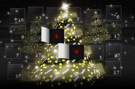 Celebra las navidades con la ayuda de PartyPoker/bwin