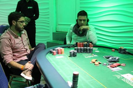Alexandre Gama Passa 2/14 no World Poker Tour National Paris