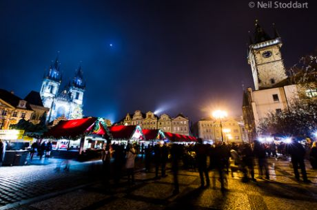Рекорден брой българи участват на Eureka Poker Tour Прага
