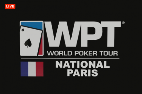 EM DIRECTO: Alexandre Gama 2/14 no World Poker Tour National Paris