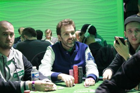 2014 PMU.fr WPT National Paris Day 3: Laurent Polito Leads Final 14; Eyes Third Title