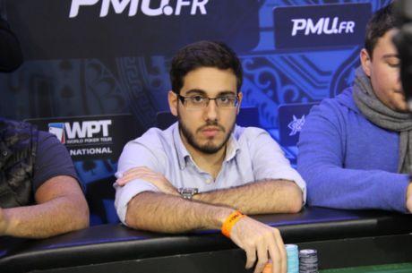Alexandre Gama 4º Classificado World Poker Tour National Paris (€45,000)