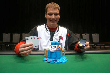 Jake Bazeley Wins WSOP Circuit Harrah's Cherokee Main Event for $239,096
