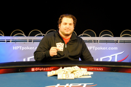 MSPT Team Pro Matt Alexander Captures 2nd Heartland Poker Tour Title