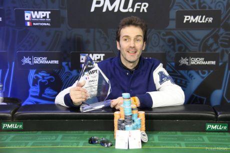Laurent Polito gana el World Poker Tour National Paris por 140K