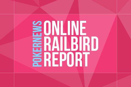 """Online Railbird Latam Report; """"ThiagoSII"""" ,""""LeoPeluca"""" entre los grandes logros."""