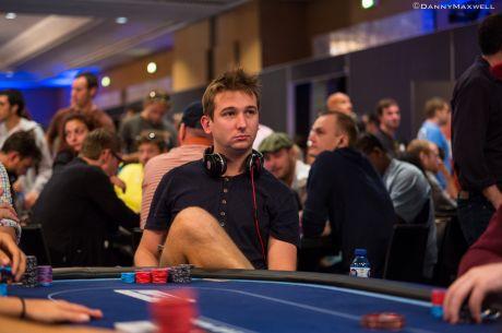 Ośmiu Polaków w dniu 3 Eureka Poker Tour w Pradze