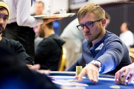 Martin Jacobson končí na bublině €50.000 Super High Rolleru