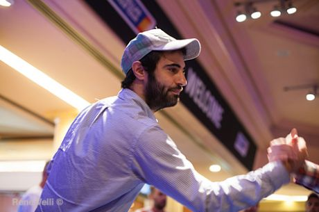 Lucas Blanco a por la épica en el Eureka Poker Tour
