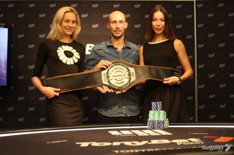Mikal Blomlie Wins Open-Face Chinese Poker World Championship