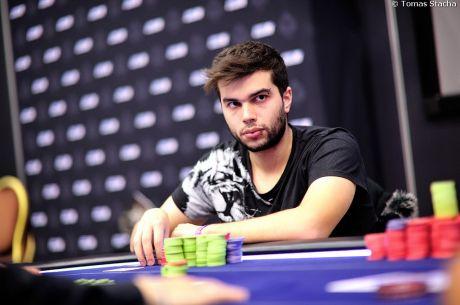 3ος ο Ξενοδοχίδης στο Eureka Prague Main Event για €186,881!